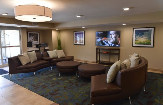 Hotelhalle Candlewood Suites BATON ROUGE - COLLEGE DRIVE