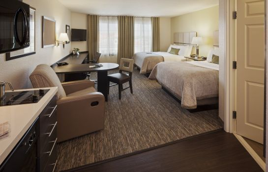 Kamers Candlewood Suites BATON ROUGE - COLLEGE DRIVE