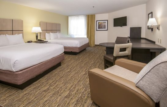 Zimmer Candlewood Suites BATON ROUGE - COLLEGE DRIVE