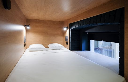 Chambre double (standard) InBox Capsule Hotel