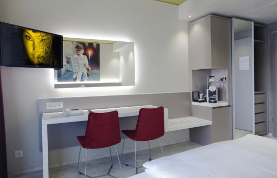 Double room (standard) Hotel City Locarno Design & Hospitality
