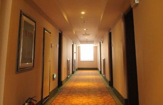 Vista interior GreenTree Inn Tongliao Railway Station Jianguo Road Express Hotel(Domestic only)