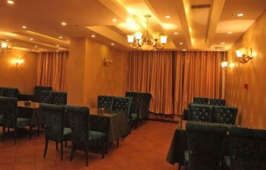 Restauracja GreenTree Inn Tongliao Railway Station Jianguo Road Express Hotel(Domestic only)