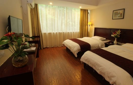 Doppelzimmer Standard GreenTree Inn JinShan Square (Domestic only)