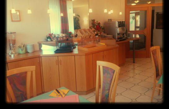 Frühstücksraum Hotel Löwen