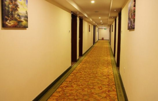 Interior view GreenTree Inn Jincheng Commercial Building Shell (Domestic only)