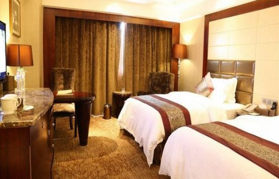 Chambre double (confort) Sunshine International Hotel