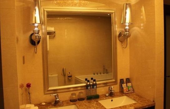 Bagno in camera Luxurious Palaces Hotel
