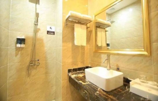 Bathroom Wanhao Hotel