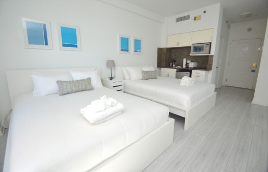 Doppelzimmer Komfort Design Suites Hollywood Beach