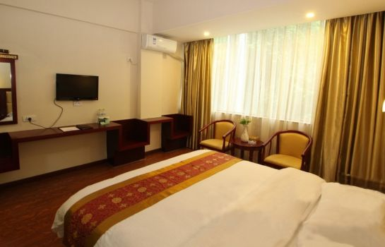 Einzelzimmer Standard GreenTree Inn JinShan Square (Domestic only)
