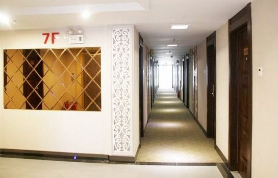 Vista interior GreenTree Alliance South Zhongshan Road Hotel (Domestic only)
