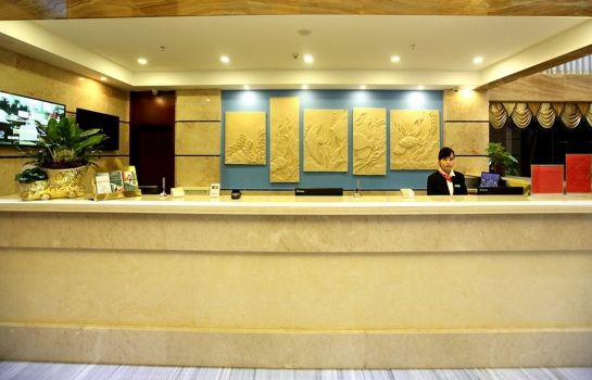 Receptie GreenTree Inn YaLongWan YingBin Avenue (Domestic only)