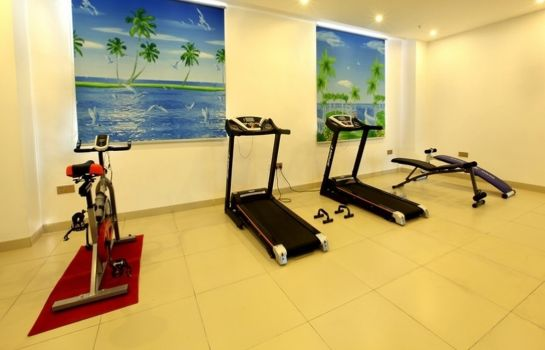 Sportfaciliteiten GreenTree Inn YaLongWan YingBin Avenue (Domestic only)
