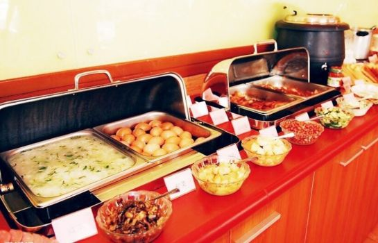 Ontbijtbuffet GreenTree Inn Chunyuan Seafood Square (Domestic only)