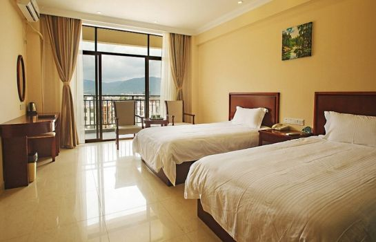 Habitación doble (confort) GreenTree Inn Fenghuang Jichang Road