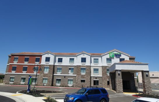 Vista exterior Holiday Inn Express & Suites BRENTWOOD