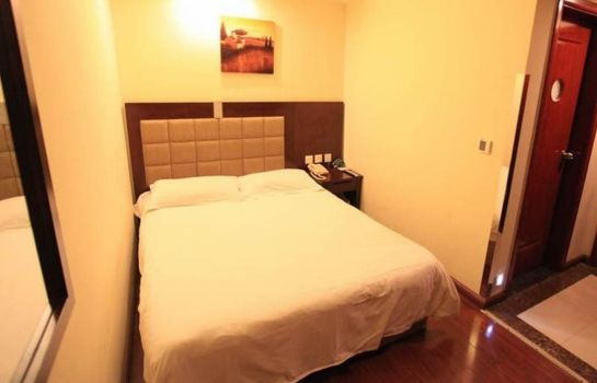 Single room (standard) GreenTree Inn Lantian City Plaza (Domestic only)