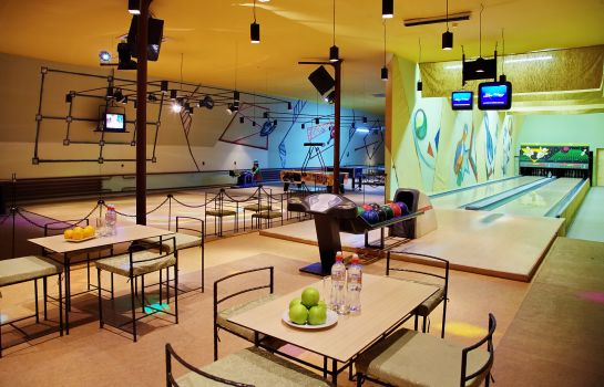 Bowling alley Akvareli Resort