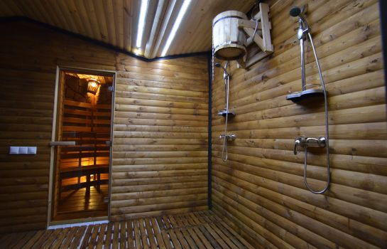 Sauna Akvareli Resort
