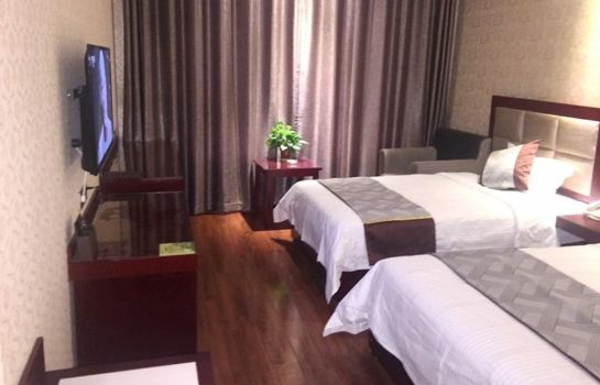 Camera doppia (Comfort) GreenTree Inn ZhangZhi Park (Domestic only)