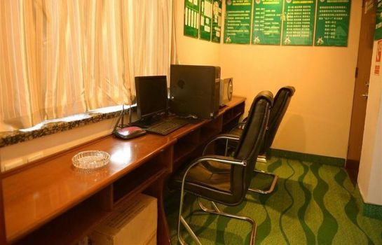 Hotelhalle GreenTree Inn Zhangye Road (Domestic only)