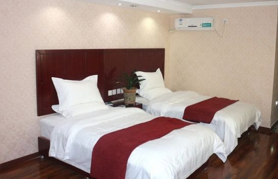 Pokój dwuosobowy (komfort) GreenTree Alliance Beishan (E) Road Hotel (Domestic only)