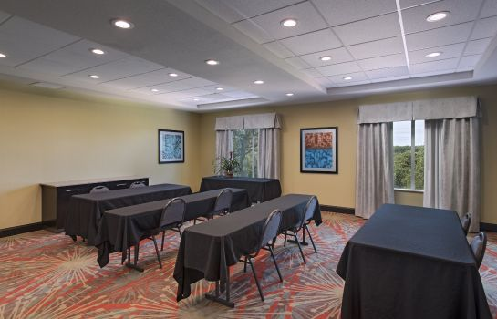 Conference room Holiday Inn Express & Suites AUSTIN NW - FOUR POINTS