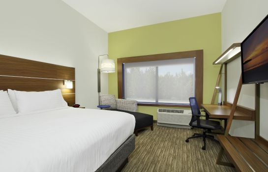 Zimmer Holiday Inn Express JASPER