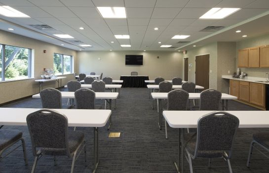 Conference room Holiday Inn Express & Suites LA PORTE