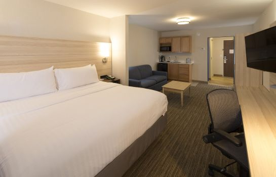 Chambre Holiday Inn Express & Suites LA PORTE