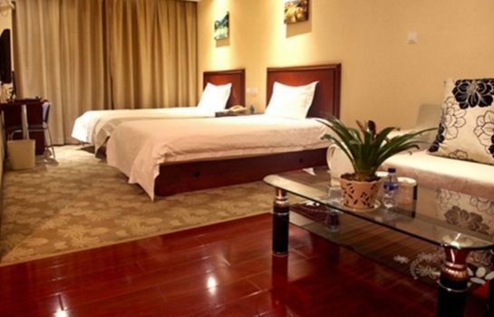 Pokój dwuosobowy (standard) GreenTree Inn Guiyang Shifu Court  Street Business Hotel (Domestic only)