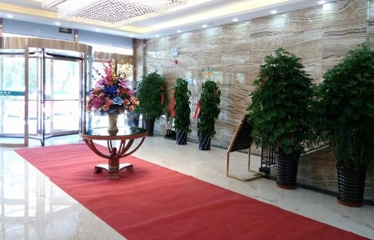 Hall GreenTree Inn QingHai Geermu Bayi(M) Road Business Hotel (Domestic only)