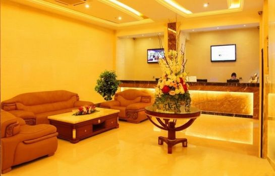 Hol hotelowy GreenTree Inn Guiyang Shifu Court  Street Business Hotel (Domestic only)