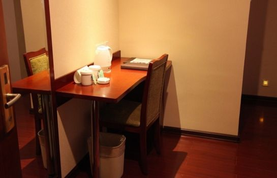 Widok wewnątrz GreenTree Inn Guiyang Shifu Court  Street Business Hotel (Domestic only)