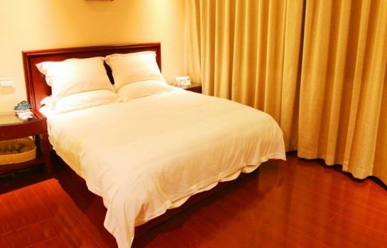Pokój jednoosobowy (standard) GreenTree Inn Guiyang Shifu Court  Street Business Hotel (Domestic only)