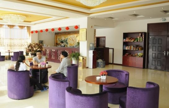 Vestíbulo del hotel GreenTree Inn Laoyangguan Economy School Business Hotel (Domestic only)