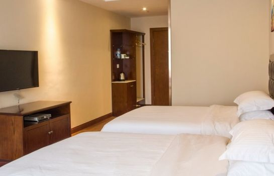 Double room (standard) GreenTree Inn Jiefangbei Xinming Street Express Hotel (Domestic only)