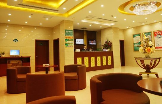 Hall GreenTree Inn HanZhong Railway Station BeiYiHuan Road Express Hotel(Domestic only)