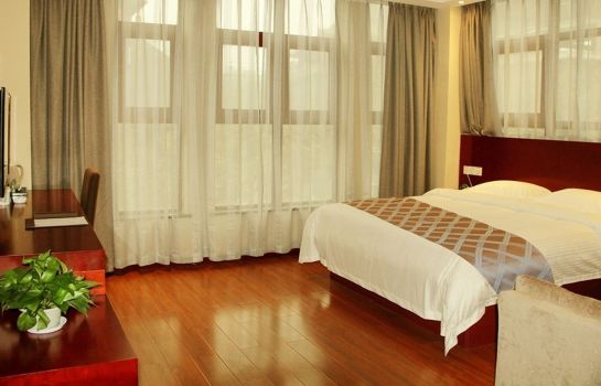 Pokój jednoosobowy (standard) GreenTree Inn Xiyang Lake Beiping Street Express Hotel (Domestic only)