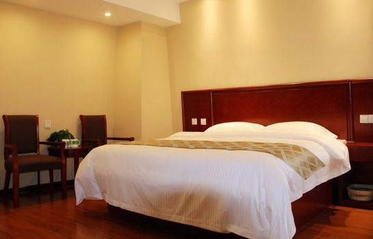 Einzelzimmer Standard GreenTree Inn Xiyang Lake Beiping Street Express Hotel (Domestic only)