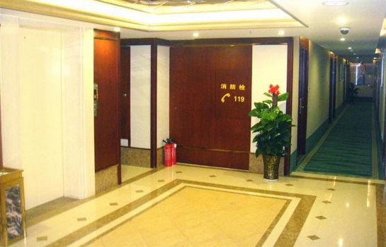 Innenansicht GreenTree Inn Jiangnan Wanda Plaza Tinghong Road Express Hotel(Domestic only)