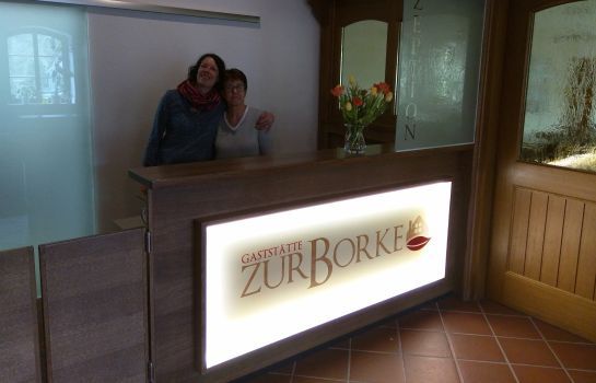 Reception Zur Borke