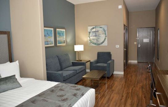 Suite BEST WESTERN PLUS PFLUGERVILLE