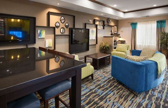 Hall BEST WESTERN PLUS DENVER CITY