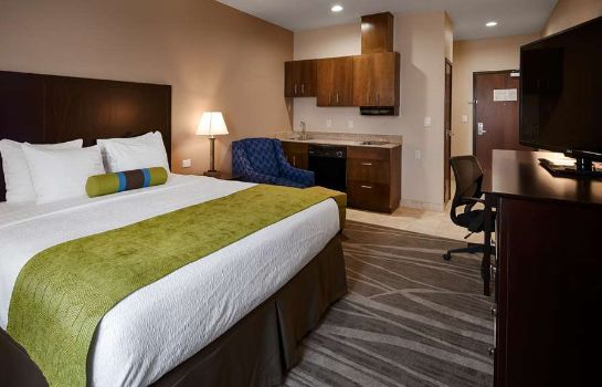 Camera BEST WESTERN PLUS DENVER CITY