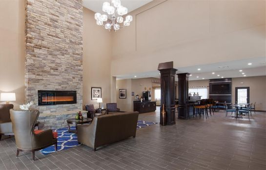 Hall Best Western Plus Big Lake Inn