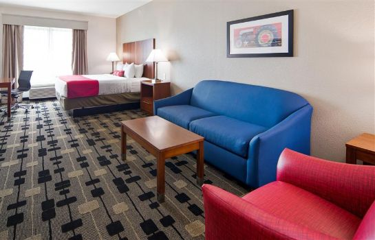 Suite BEST WESTERN PLUS BIG LAKE INN