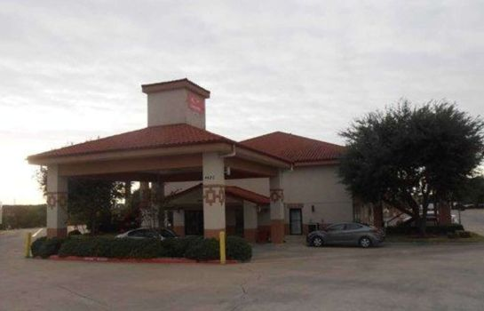Exterior view Econo Lodge Dallas