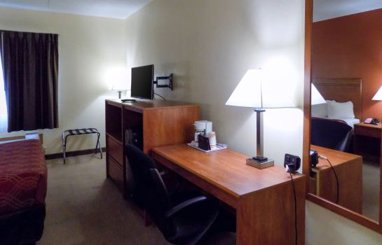 Room Econo Lodge Pierre